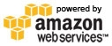Powered by Amazon web services.
